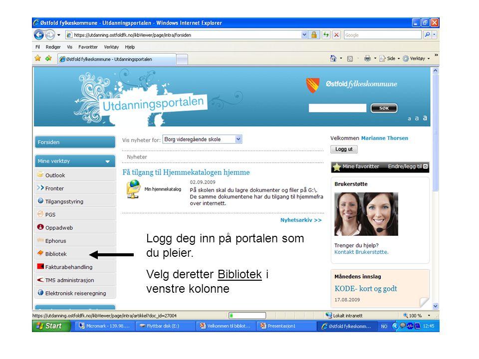 Velg Videregående skoler i Østfold.