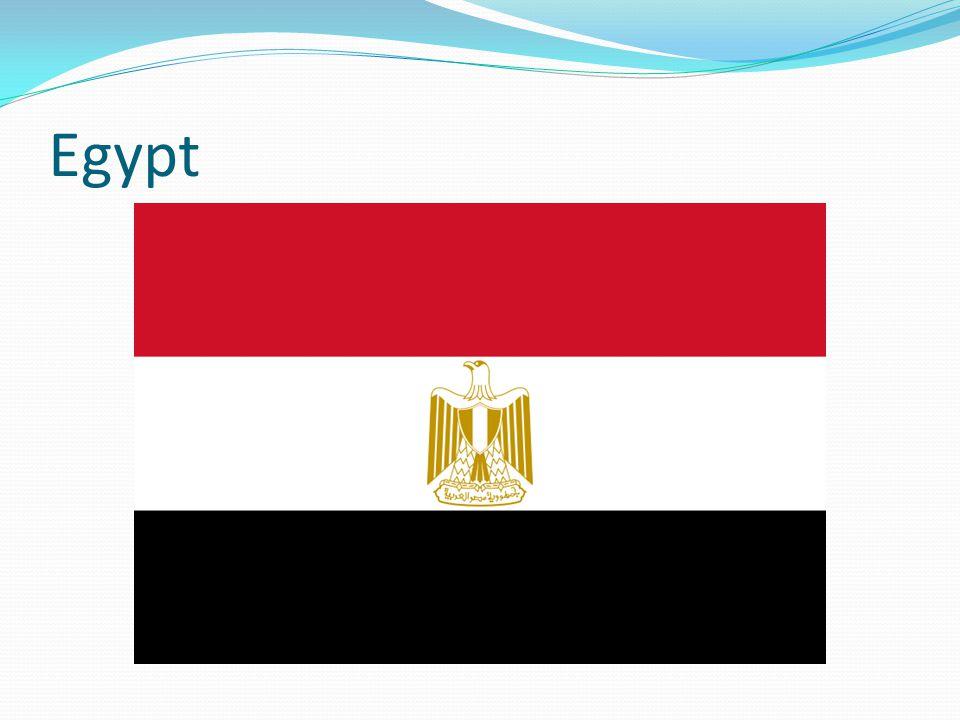 Egypt på kartet!