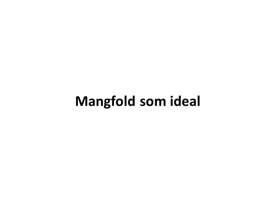 Mangfold som ideal