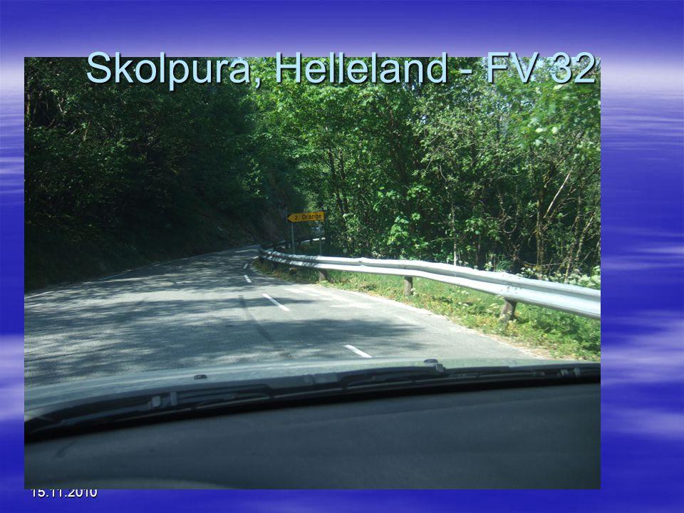 Skolpura, Helleland - FV 32