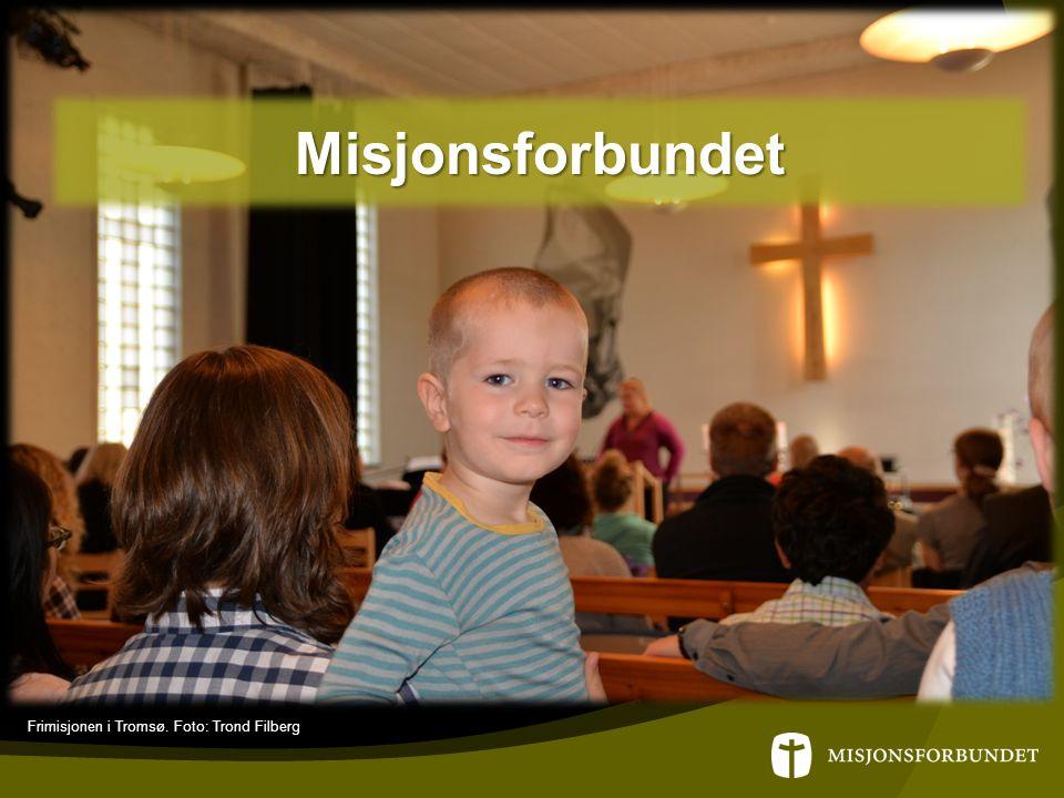 Misjonsforbundet Frimisjonen i Tromsø. Foto: Trond Filberg