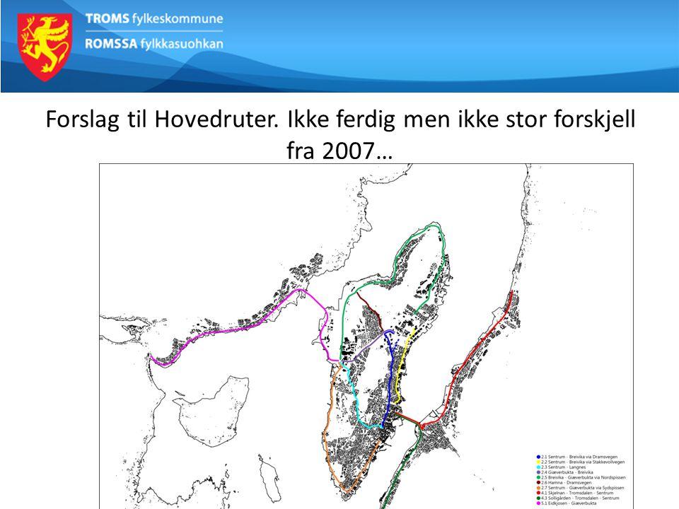 Tromsø om noen år?