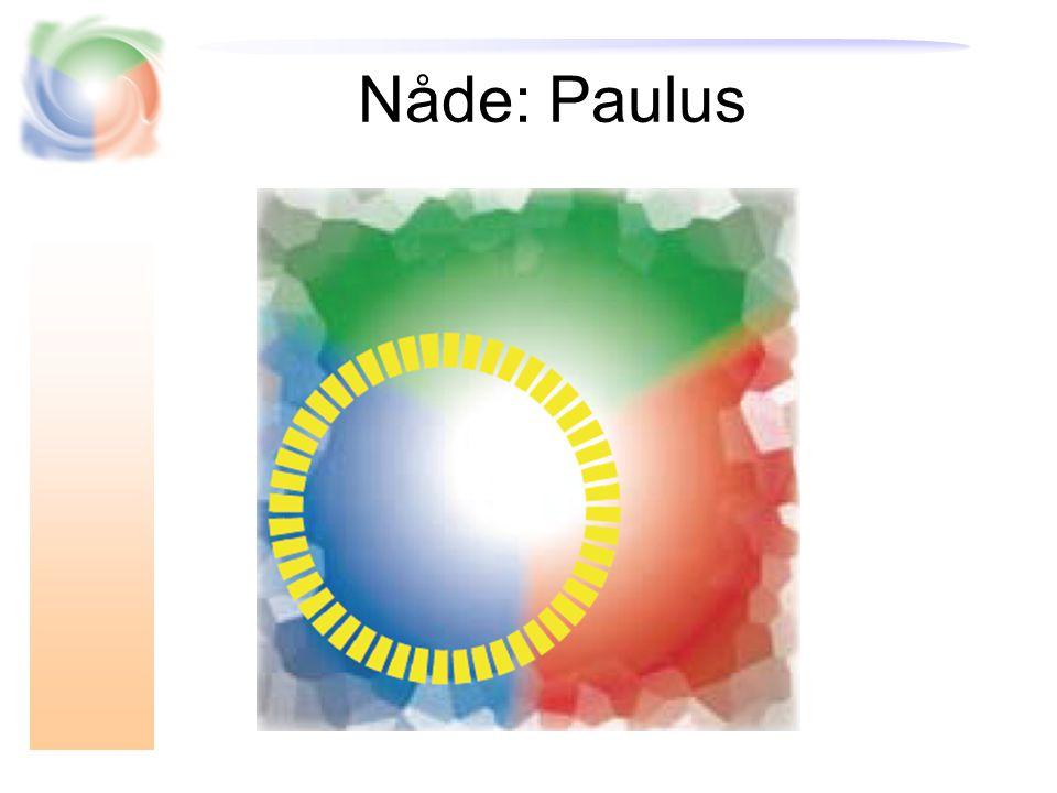Nåde: Paulus