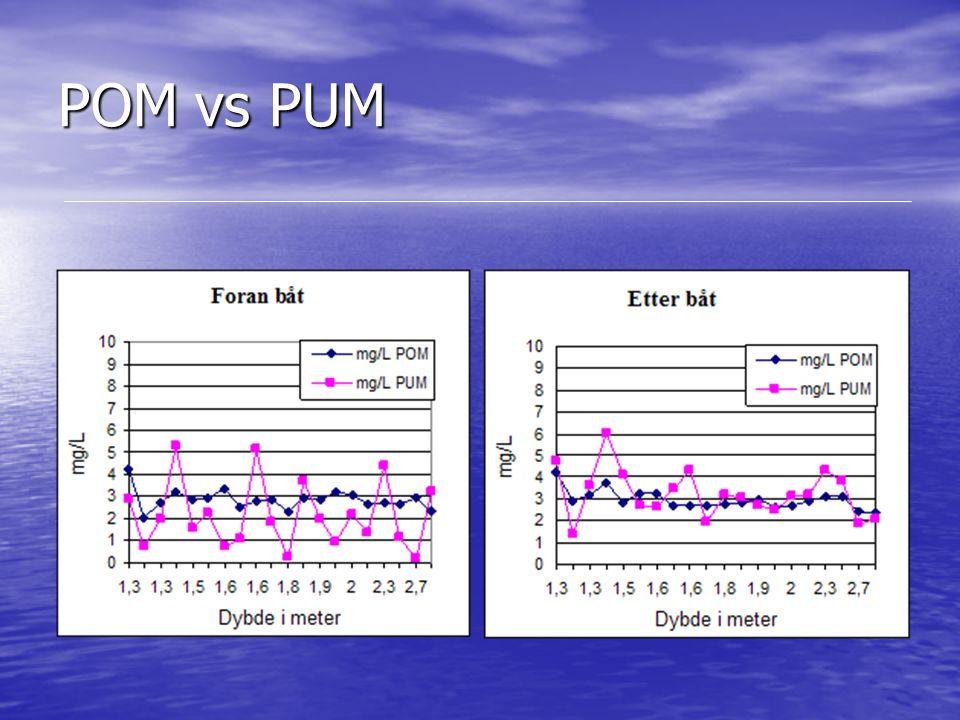 POM vs PUM