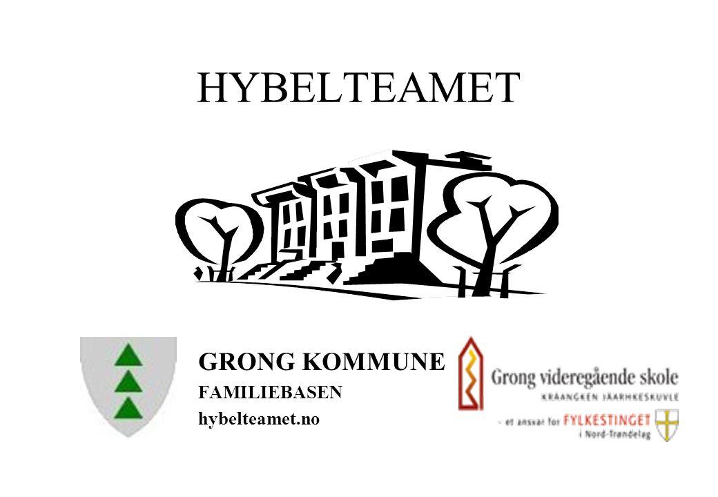 HYBELTEAMET GRONG KOMMUNE FAMILIEBASEN hybelteamet.no