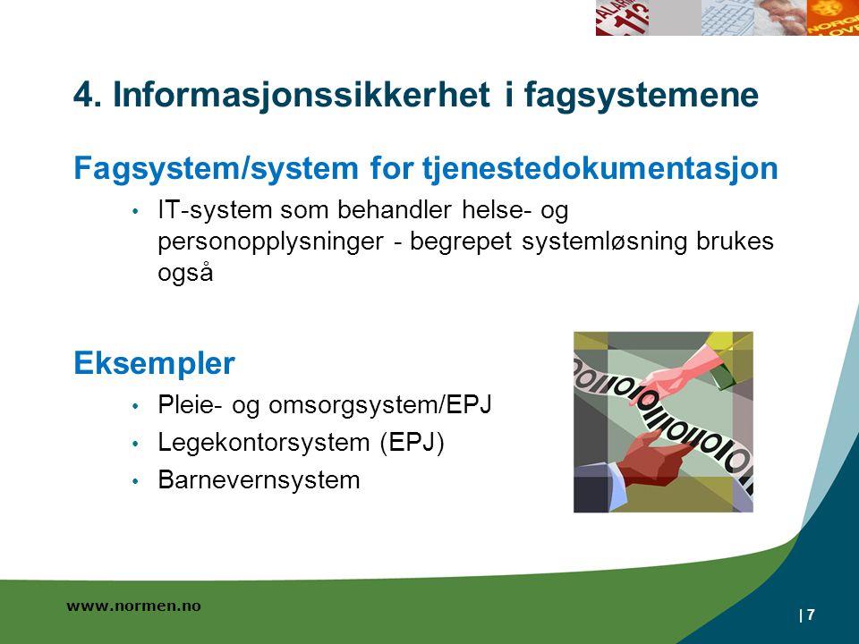 www.normen.no   8