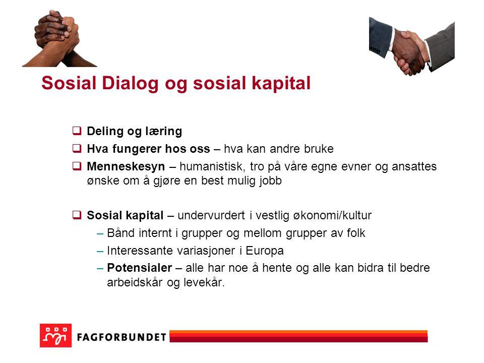 Utfordringer  Felles forståelse med KS  Formidle et bilde av Fagforbundet internasjonalt som en fagforening som er opptatt av dialog og løsninger – sikre innflytelse og arbeidsrom for ansatte.