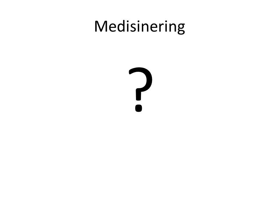 Medisinering