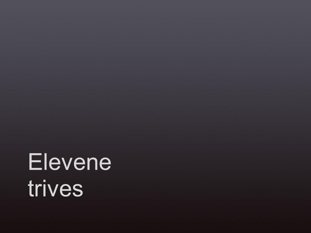 Elevene trives
