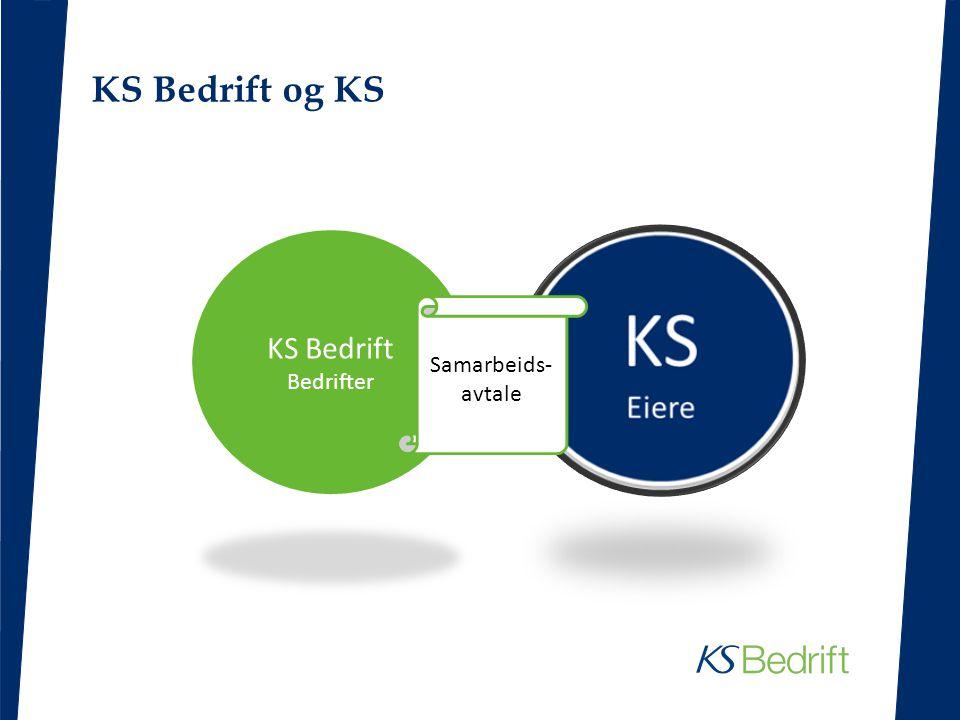 KS Bedrift og KS KS Bedrift Bedrifter Samarbeids- avtale