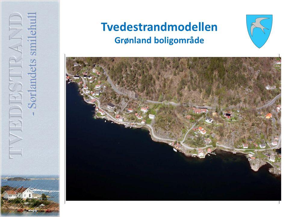 Tvedestrandmodellen Grønland boligområde