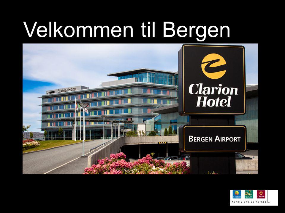 Velkommen til Bergen