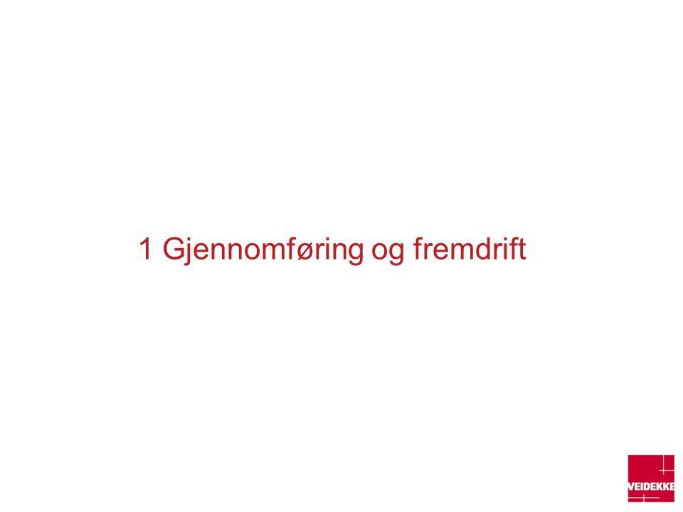Fase 1 ■Inngjerding av byggeplass ■Sikring mot Torborg Nedreaas gate ■Omlegging av infrastruktur ■Tidsperiode:  13.oktober til 3.november  Arbeider mot Torborg Nedreaas gate kan risikeres utført om natt.