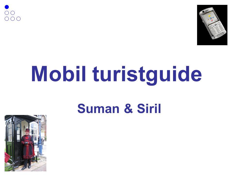Mobil turistguide Suman & Siril