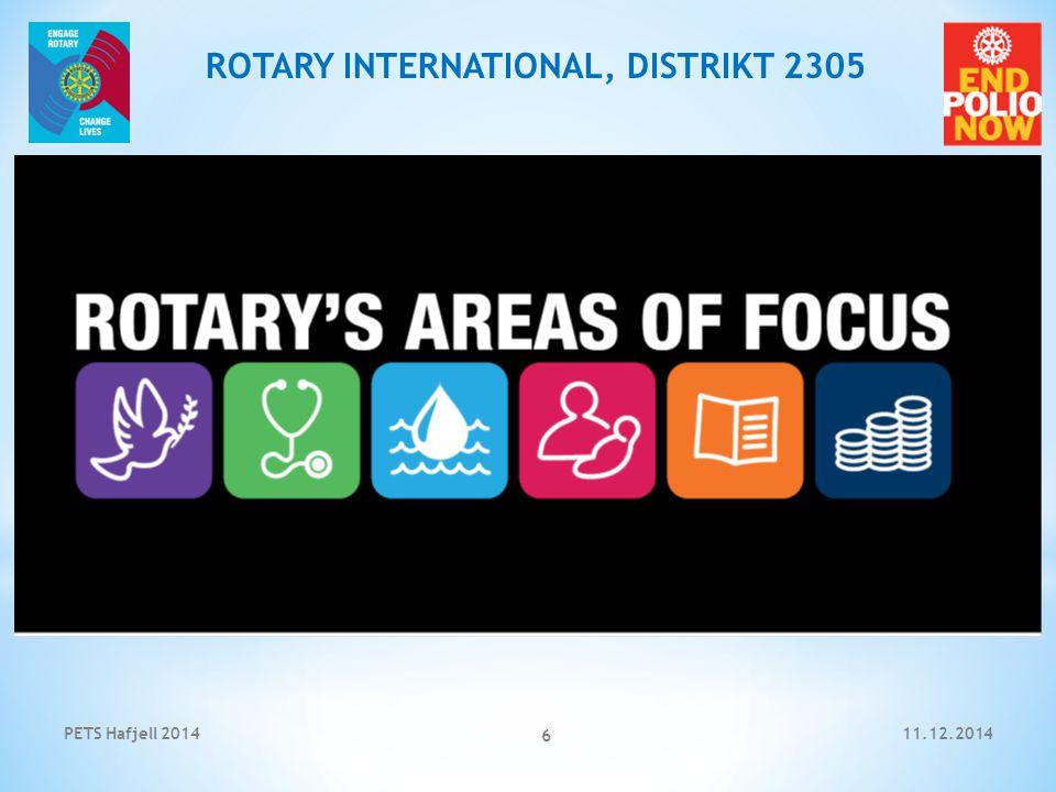 11.12.2014PETS Hafjell 2014 17 ROTARY INTERNATIONAL, DISTRIKT 2305