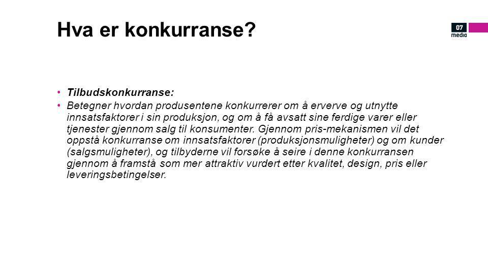 Norsk grafisk bransje.