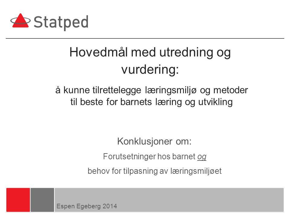 Er problemet at læringsmiljøet ikke er tilpasset. Er utfordringen at barnet ikke kan norsk.