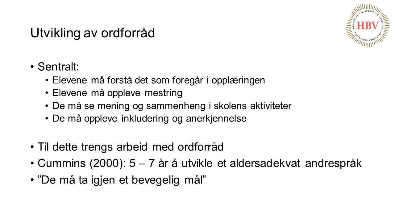 Lingua Planet Læremiddel for læreplanen Grunnleggende norsk Heldigitalt Tilpasset opplæring www.lokus.nowww.lokus.no (Aschehoug forlag)