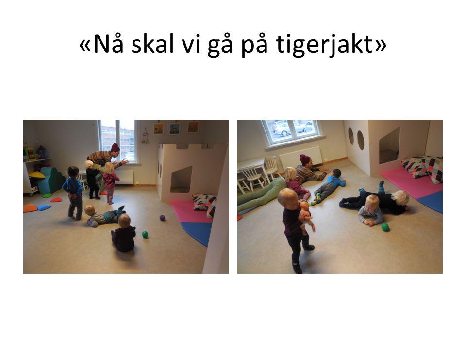 «Nå skal vi gå på tigerjakt»