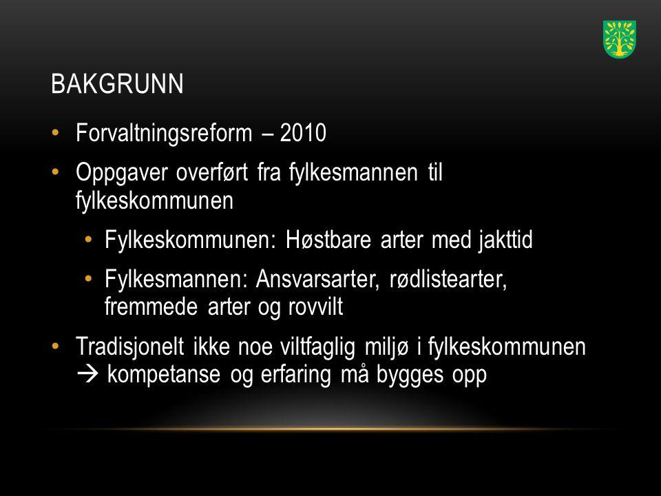 FYLKESKOMMUNENS OPPGAVER - 1 1.