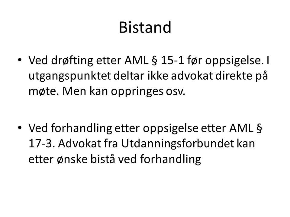 Arbeidstakers plikter Medvirkningsplikten for arbeidstaker følger av AML § 2-3.