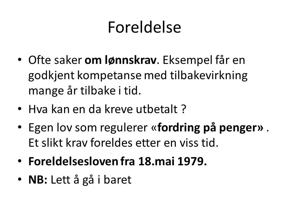 Standardeksempel (1) Kjersti Kravshagen tilsettes og gis konkret avlønning som adjunkt.
