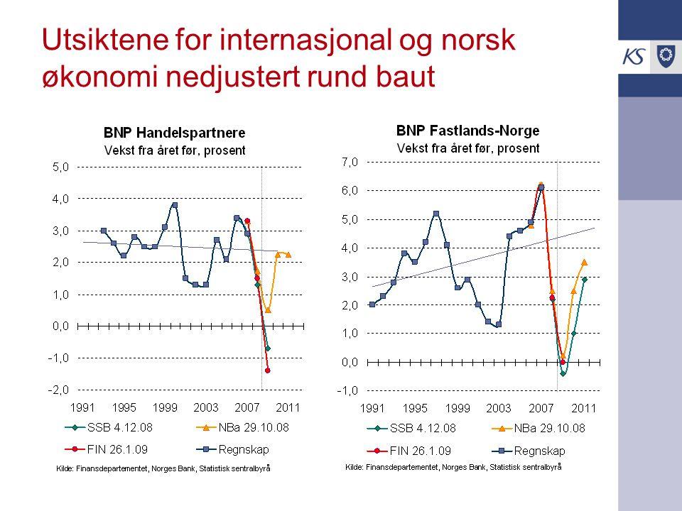 Finanskrisa får nå skylda for det meste...NRK, 5.