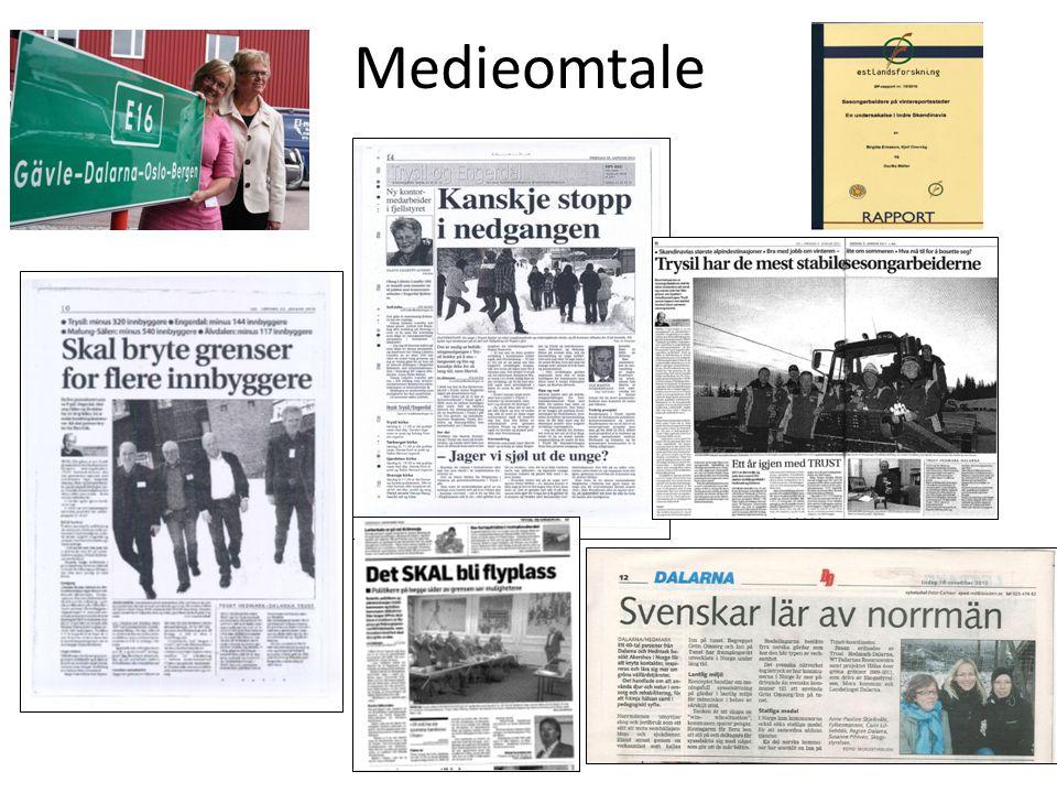 Medieomtale