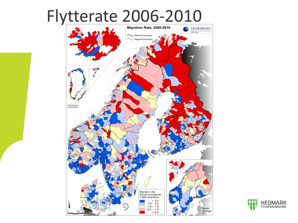 Flytterate 2006-2010
