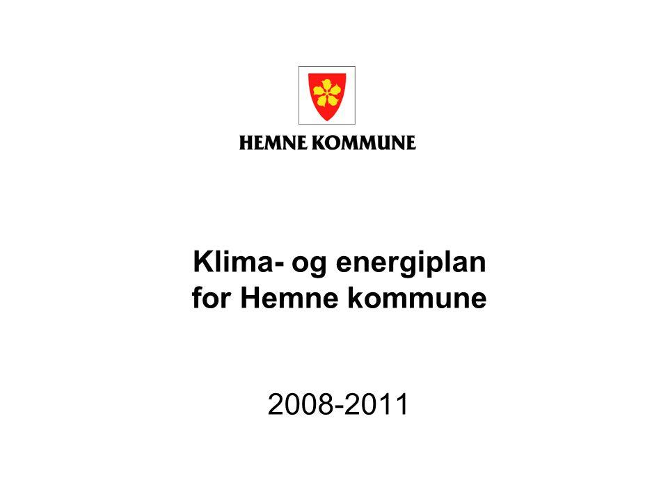 Klima- og energiplan for Hemne kommune 2008-2011