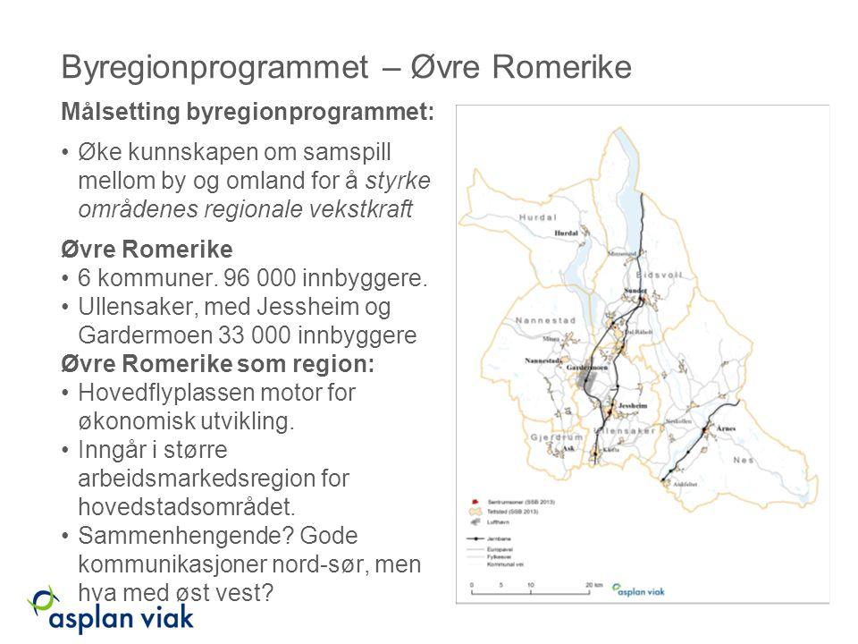 Næringsutvikling og potensial for regional vekst Hvor skal vi begynne.