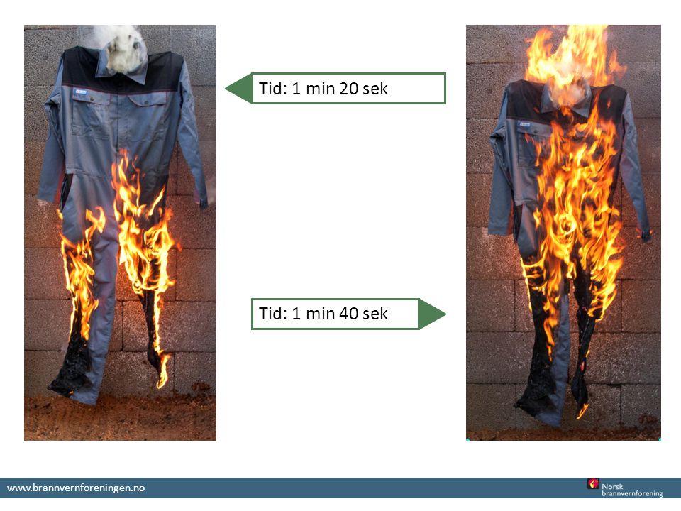 www.brannvernforeningen.no Tid: 01 min 40 sek