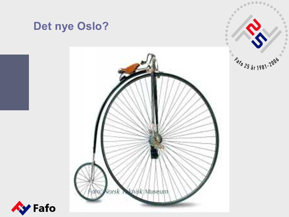Det nye Oslo?