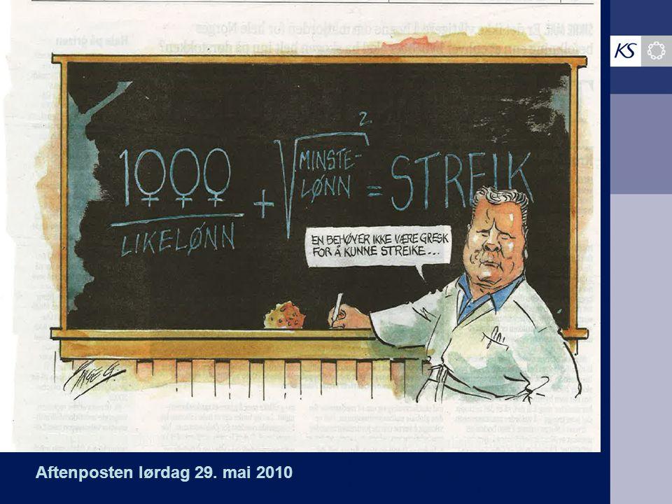 Aftenposten lørdag 29. mai 2010