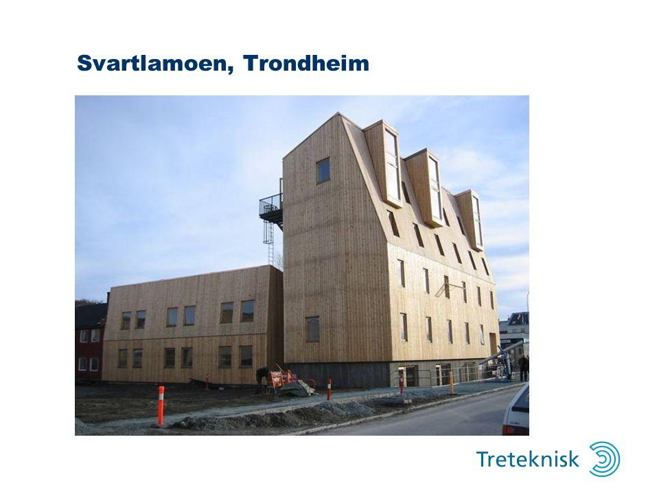 Svartlamoen, Trondheim
