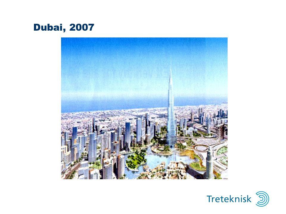 Dubai, 2007