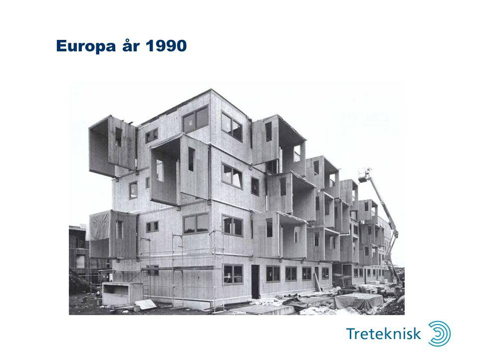 Europa år 1990