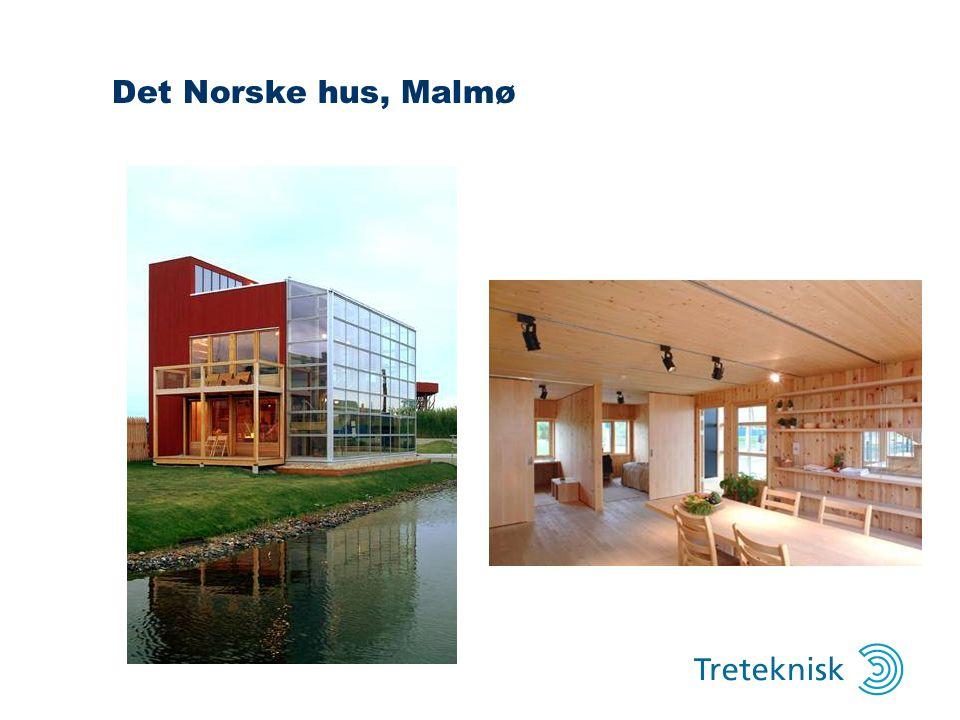 Det Norske hus, Malmø