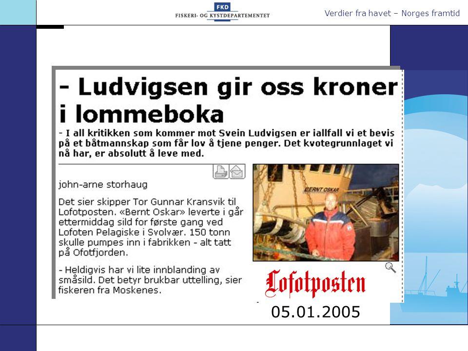 Verdier fra havet – Norges framtid 3.