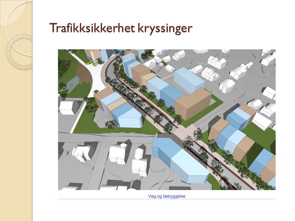 Trafikksikkerhet kryssinger
