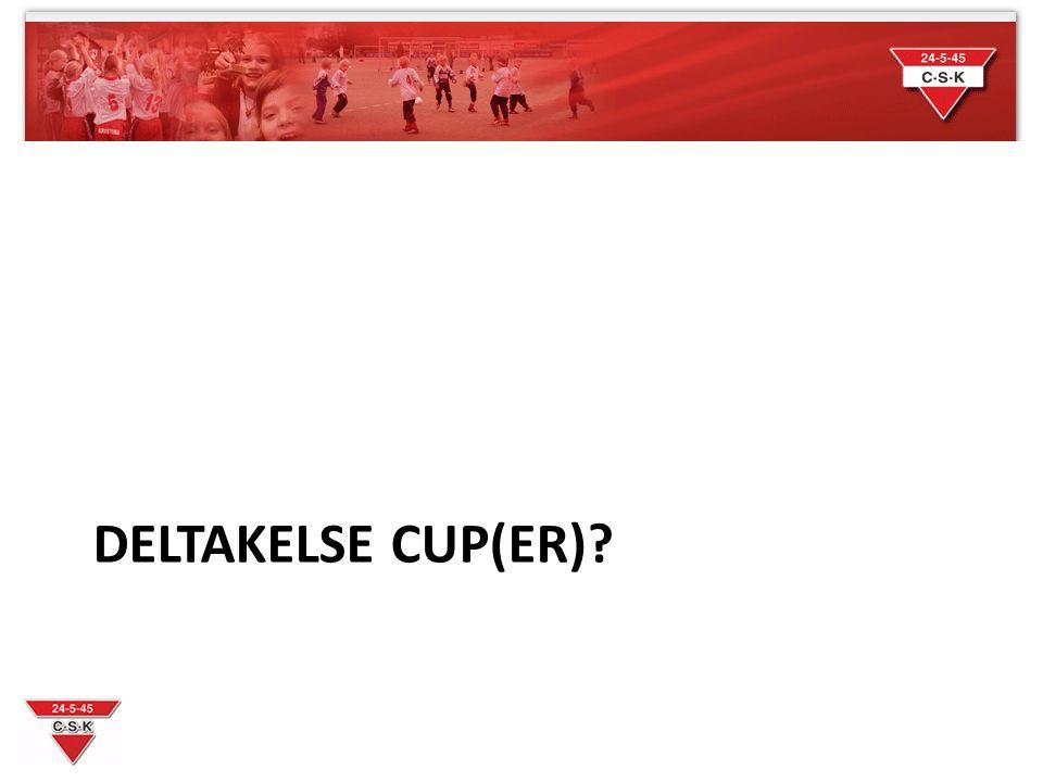 DELTAKELSE CUP(ER)?