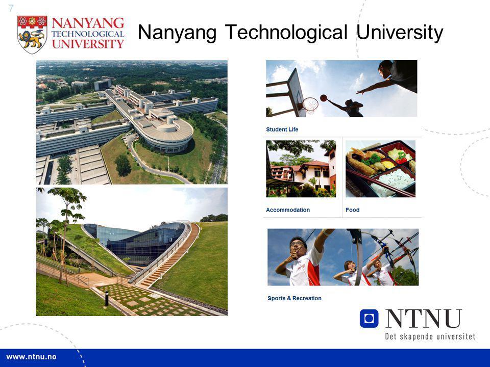 7 Nanyang Technological University