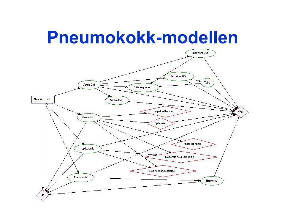 Pneumokokk-modellen