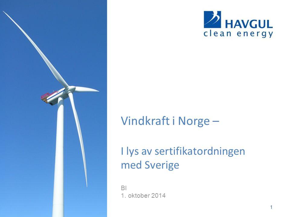 Hva jeg skal snakke om Bakgrunn for sertifikatordningen Landskampen Norge vs Sverige Hvordan fungerer sertifikatordningen Status Hva skjer videre?