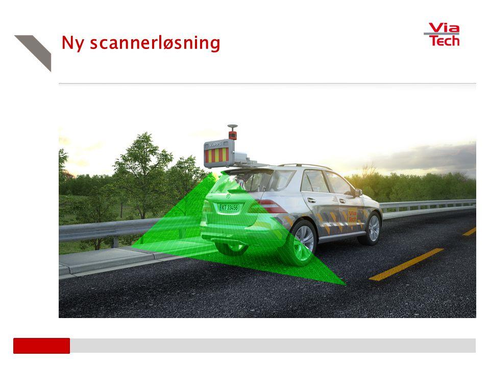 Ny scannerløsning
