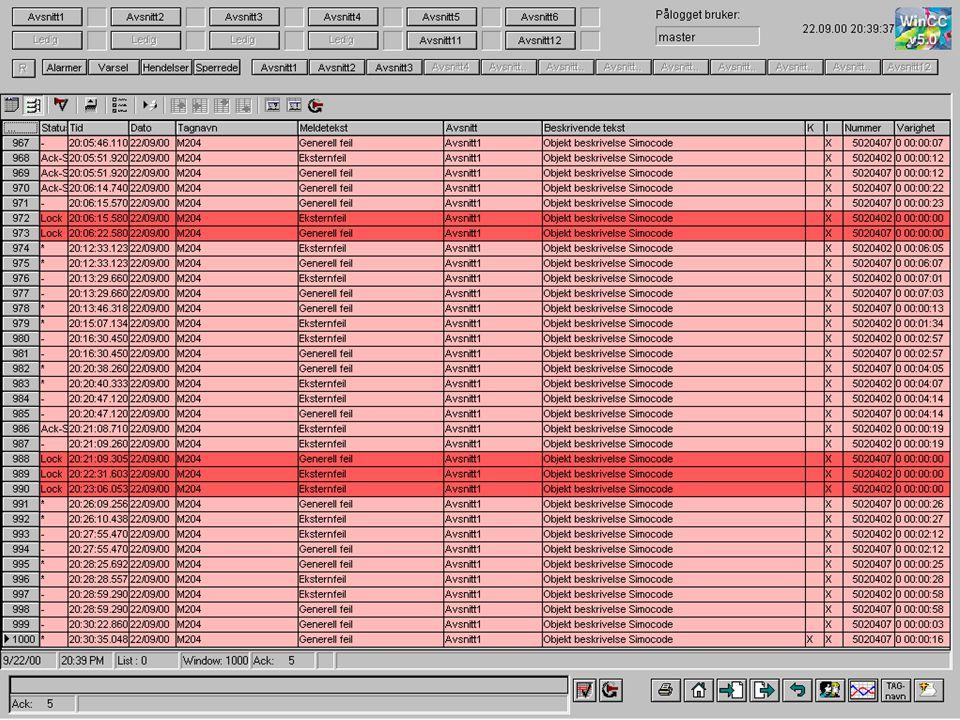 Langtidsarkiv kommentar til alarm III (kryss i alarmbilde)