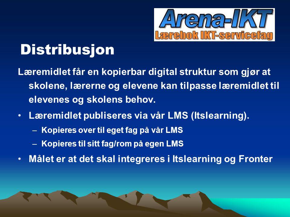 Brukermedvirkning Faget Brukerforum på Itslearning Innspill og bidrag fra brukerne.