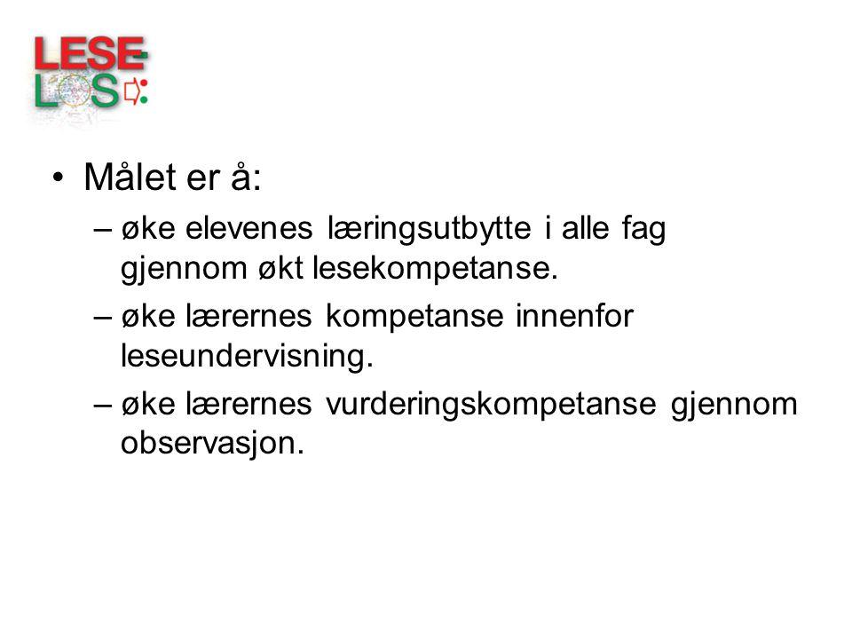 Informasjon fra foreldrekontakter og FAU-representanter.