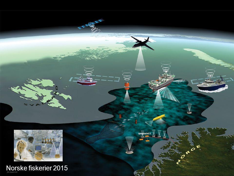 Innledning Norske fiskerier 2015
