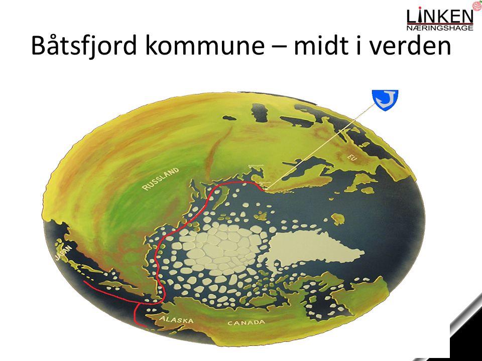 Båtsfjord kommune – midt i verden